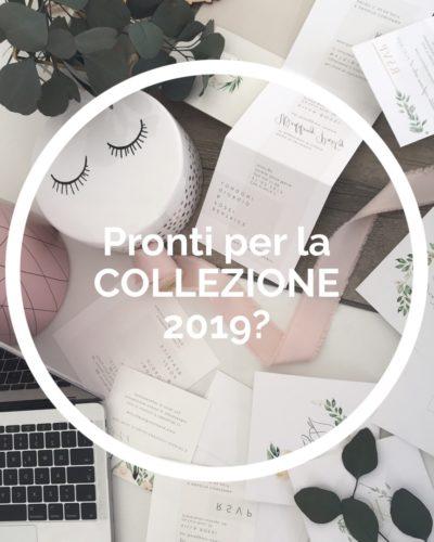 Collezione Pocket 2019